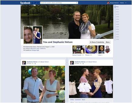 Facebook Casal