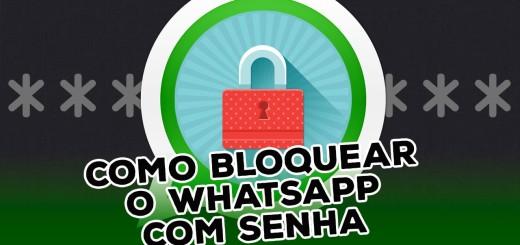 Whatsapp com senha
